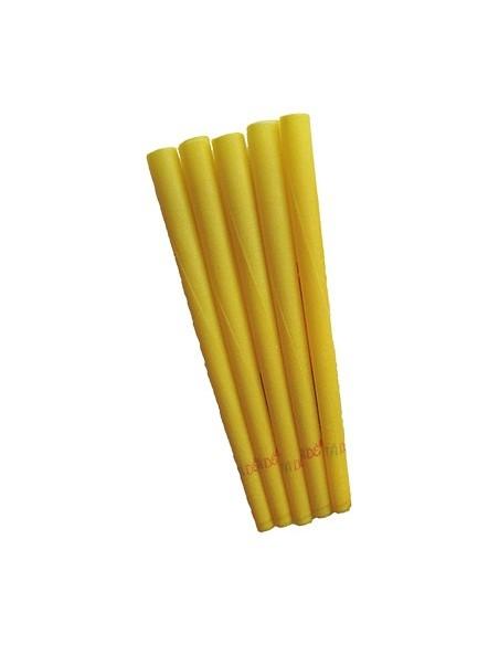 Tělové svíčky TÁDÉ s včelím voskem - cedr 10ks