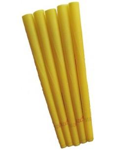 Tělové svíčky TÁDÉ s včelím voskem - šalvěj 10ks