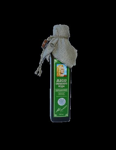 Cedrový olej 250ml - originál Zvonící cedry Ruska