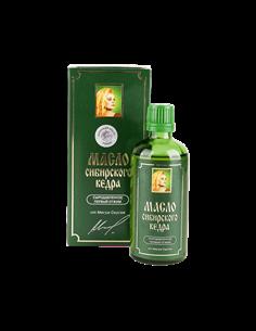 Cedrový olej 100ml - originál Zvonící cedry Ruska