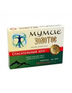Mumio zlaté 30 tablet