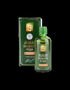 Cedar Nut Oil with extract Sea Buckthorn Berry 100ml