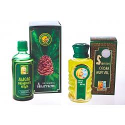 Siberian Cedar's Pine Nut Oil 100ml