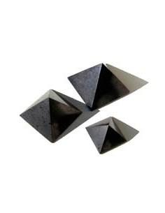 Pyramida šungit S - 3x3 cm