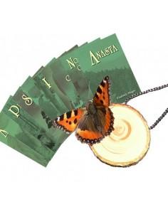 Kompletní série knih Anastasia + cedrový přívěšek zdarma